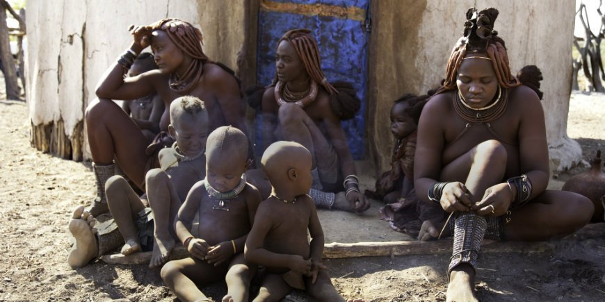 Himba-stammen